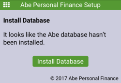 Abe Database Install.png